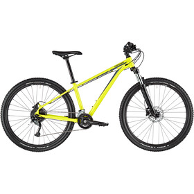 "Cannondale Trail 6 27.5"" nuclear yellow"